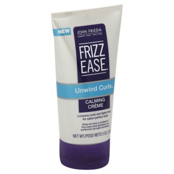 John Frieda Frizz-Ease Unwind Curls Calming Creme