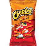 Cheetos Crunchy Snacks
