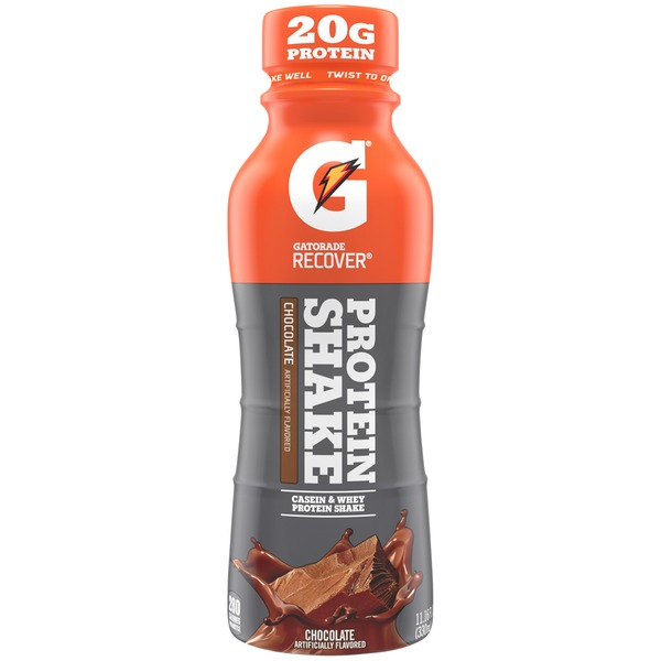 Gatorade Chocolate Protein Shake