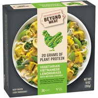 Beyond Meat Vegetarian Vietnamese Lemongrass with Beyond Chicken Frozen Entree