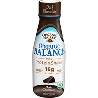 Organic Valley Organic Balance Dark Chocolate Protein Milk Shake