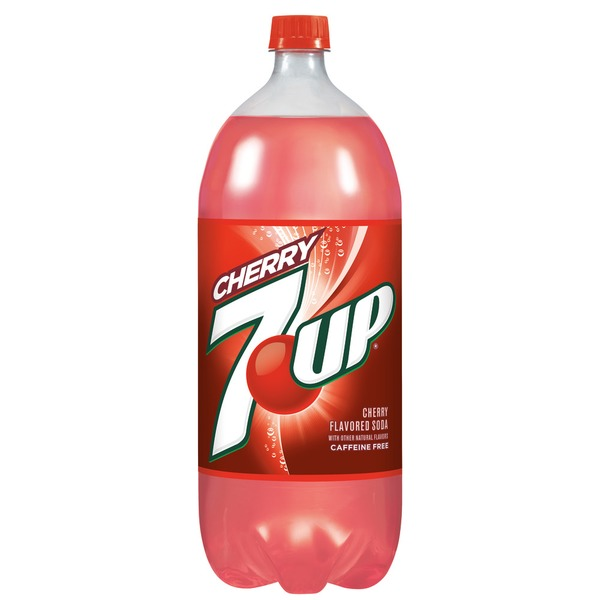 7 Up Cherry Soda