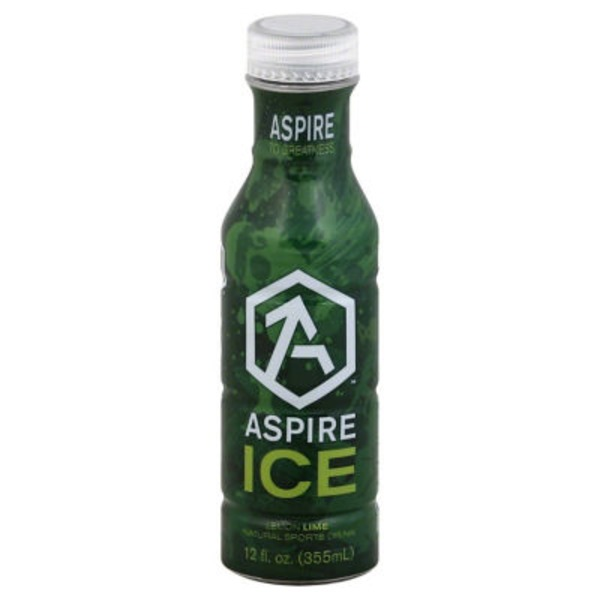 Aspire 12floz Aspire Ice Sports Drink