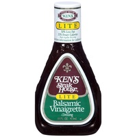 Ken's Steakhouse Lite Balsamic Vinaigrette Dressing