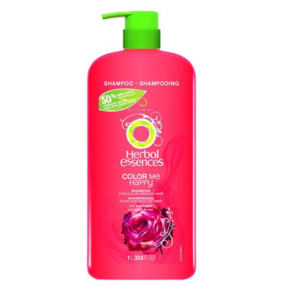 Herbal Essences Color Treated Herbal Essences Color Me Happy Shampoo for Color-Treated Hair 33.8 Fl Oz Female Hair Care