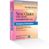 Next Choice Emergency Contraceptive Tab 1.5 Mg