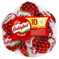 The Laughing Cow Cheese Babybel Mini Original