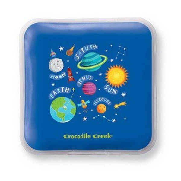 Crocodile Creek Ice Pack Set Solar System