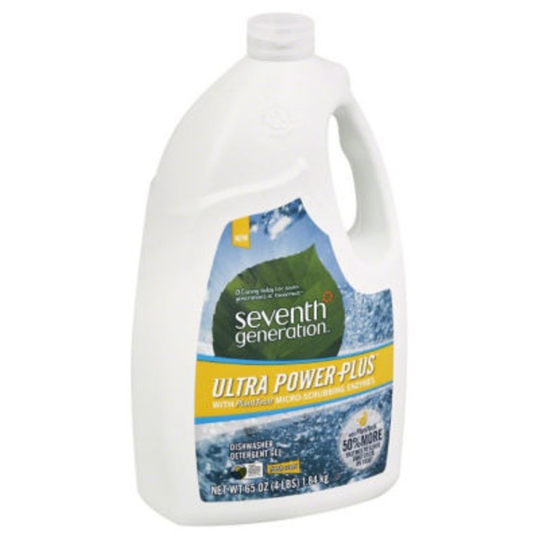 Seventh Generation Fresh Scent Dishwasher Detergent Gel