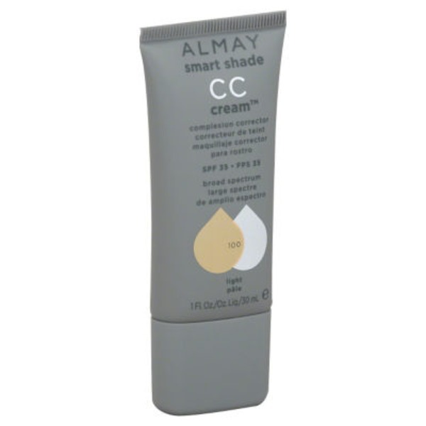 Almay CC Cream, Light 100