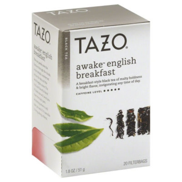 Tazo Tea Awake English Breakfast Tea