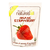 Nature's All Foods Organic Freeze Dried Strawberries