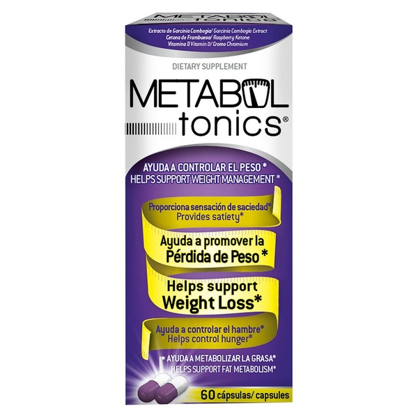 METABOLtonics Metabol Tonics Weight Loss Supplement