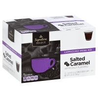 Signature SELECT Coffee Pods Salted Caramel Cappucino