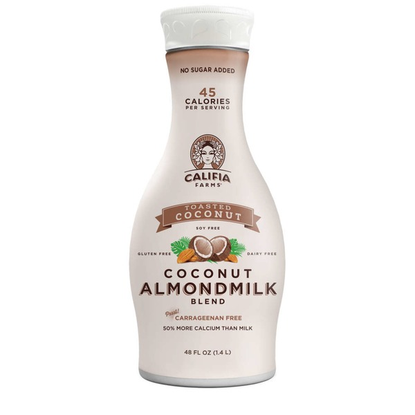 Califia Farms Toasted Coconut Almondmilk Blend