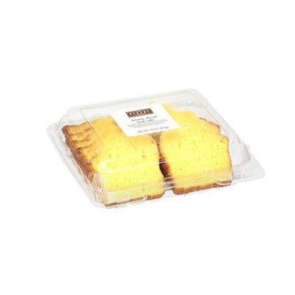 H-E-B Sliced Lemon Loaf Cake