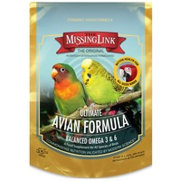 The Missing Link Ultimate Avian Formula Food Supplement