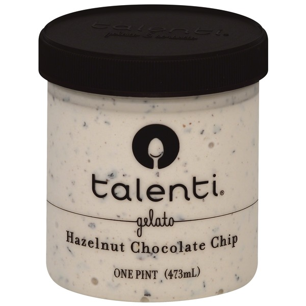 Talenti Hazelnut Chocolate Chip Gelato