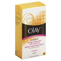 Olay Complete All Day with Sunscreen Moisturizer