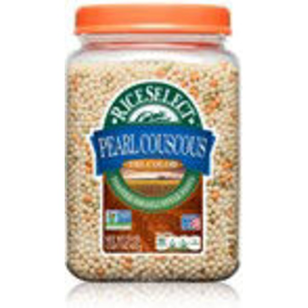 RiceSelect Tri Color Pearl Couscous