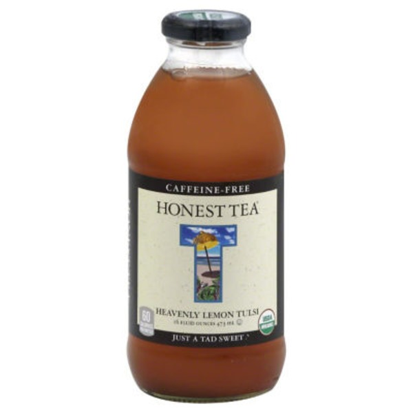 Honest Tea Organic Lemon Tulsi Tea
