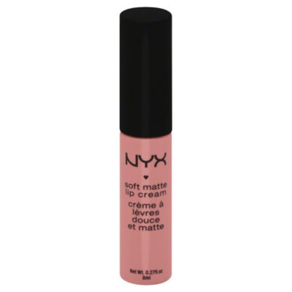 NYX Soft Matte Lip Cream - Addis Ababa
