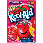 Kool-Aid Unsweetened Strawberry Flavored Drink Mix