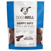 Dogswell Happy Hips Duck Recipe Grillers Dog Treats