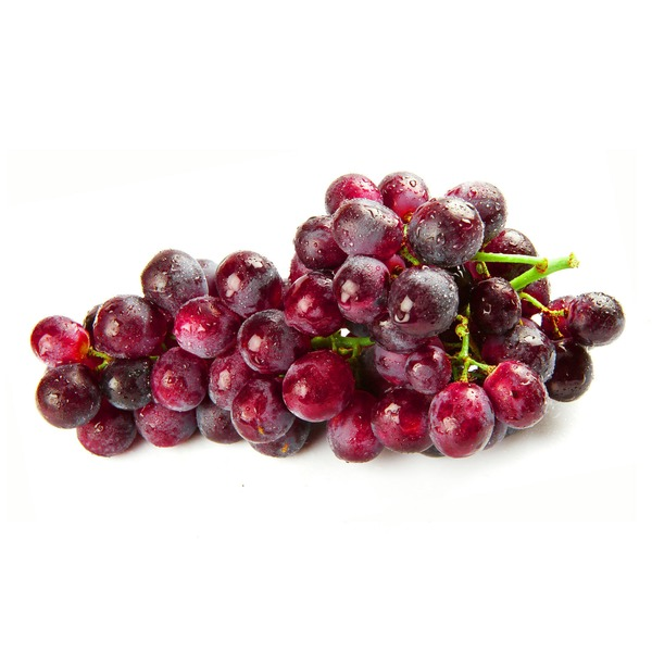 Produce Organic Red Grapes