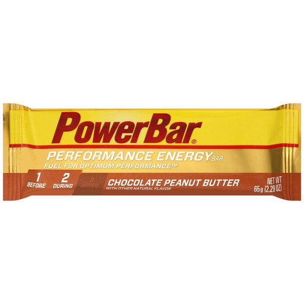 PowerBar Chocolate Peanut Butter Energy Bar