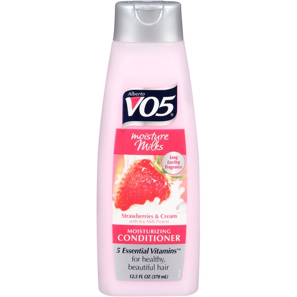 VO5 Moisture Milks Strawberries & Cream Moisturizing Conditioner
