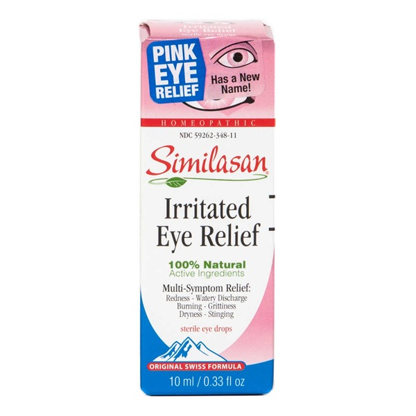 Similasan Irritated Eye Relief Drops
