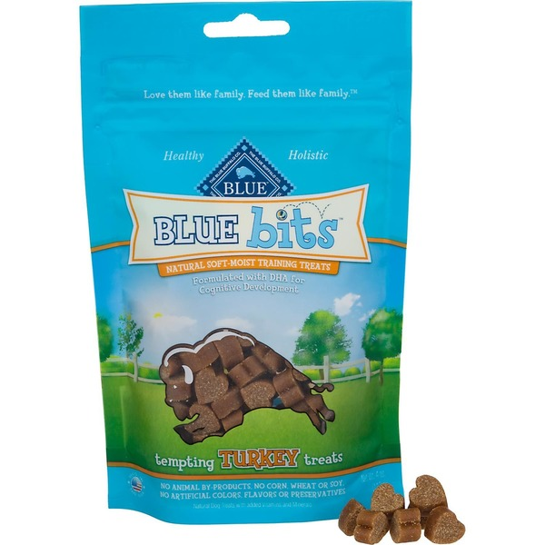 Blue Buffalo Tempting Turkey Recipe Training Dog Treats