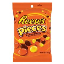 Reese's Pieces Peanut Butter Candy, 6 oz
