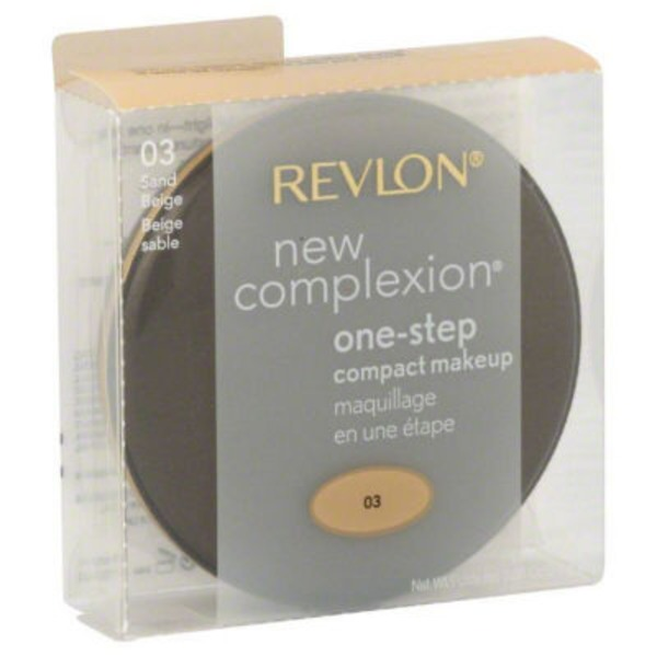 Revlon One-Step Compact Makeup - Sand Beige 03
