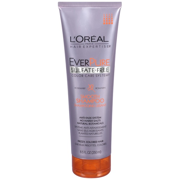 Everpure Sulfate-Free Color Care System Rosemary Smooth Shampoo