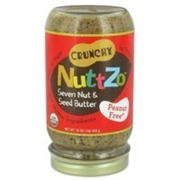 NuttZo Organic 7 Nut & Seed Butter