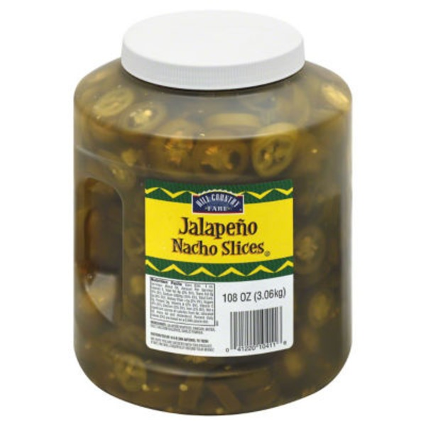 Hill Country Fare Jalapeno Nacho Slices