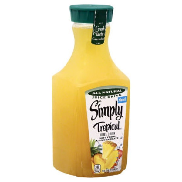 Simply Beverages Tropical Juice Drink