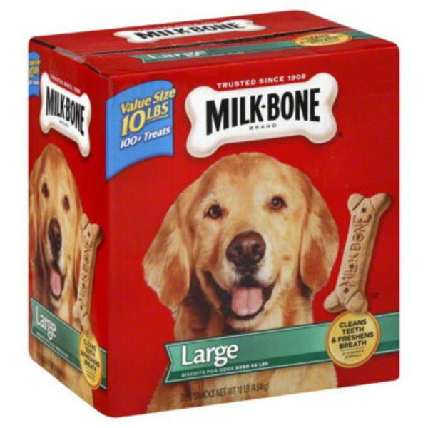 Milk-Bone Original Dog Biscuits - For Large Dogs Dog Biscuits