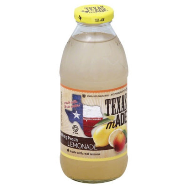 Texas Made Lemonade, Fredericksburg Peach