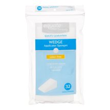 Equate Beauty Wedge Applicator Sponges, 32 Ct