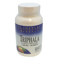 Planetary Herbals Triphala Internal Cleanser 1000 Mg Tablets