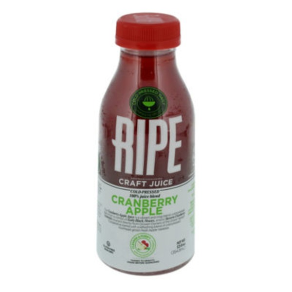 Ripe Bar Juice Cran-Apple Juice