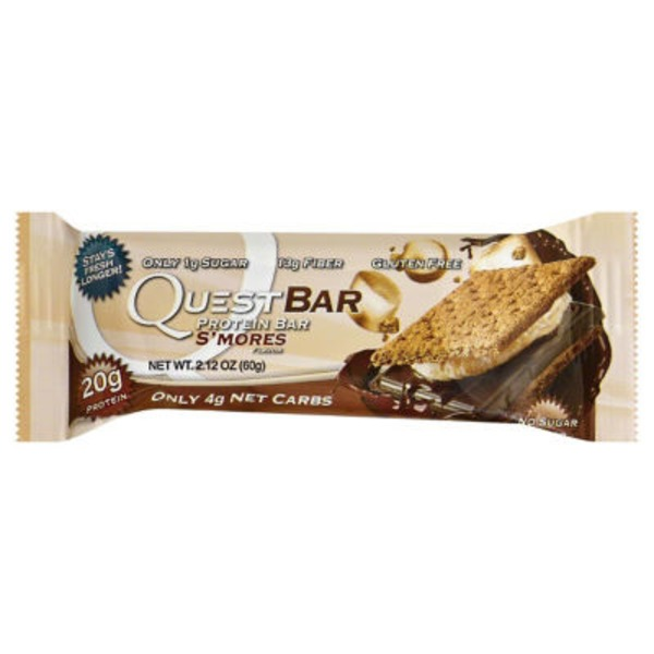 QuestBar Protein Bar S'Mores