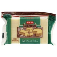 H-E-B Mozzarella Cheese