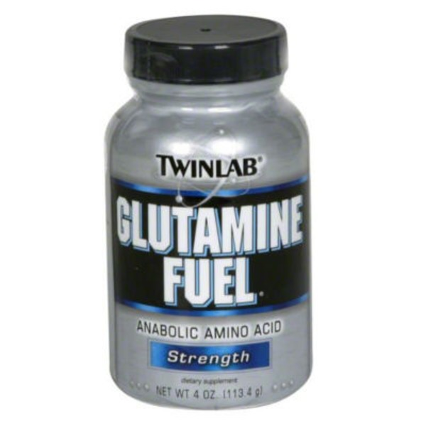 Twin Lab Strength Glutamine Fuel