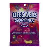 LifeSavers Candy Gummies Wild Berries