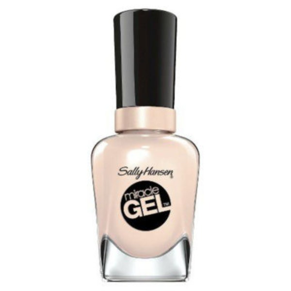 Sally Hansen Miracle Gel Nail Polish  Birthday Suit 110