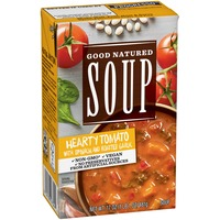 Progresso Good Natured Soup Hearty Tomato with Spinach & Roasted Garlic